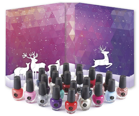 Beauty Nagelack Adventskalender 2020