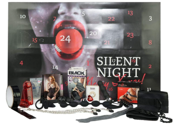 """Premium Fetisch Adventskalender """"Silent Night"""" 2020"""