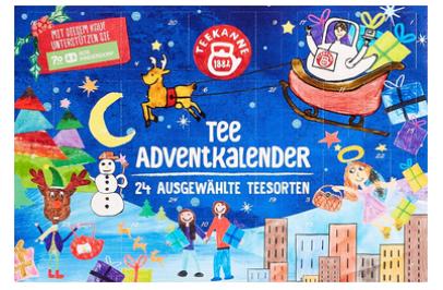 Tee Adventskalender 2020