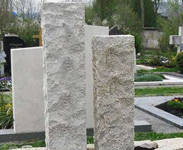 Doppelgrabstein Satteldorf