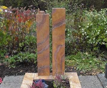 Doppelgrabstein Altenmünster