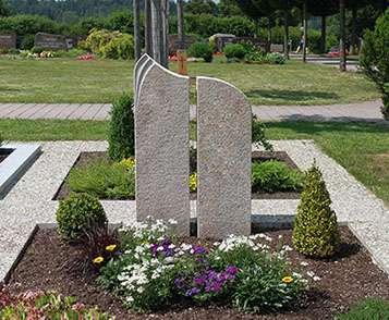 Doppelgrabstein Kressberg