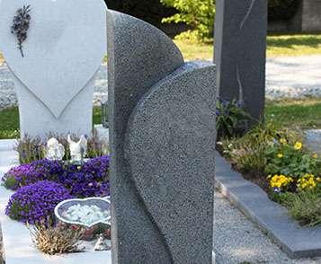 der Grabstein schöne günstige und moderne Grabsteine Einzelgrabstein in Deutschland produziert Grabstein preise Grabstein kosten Grabstein kaufen Grabstein online