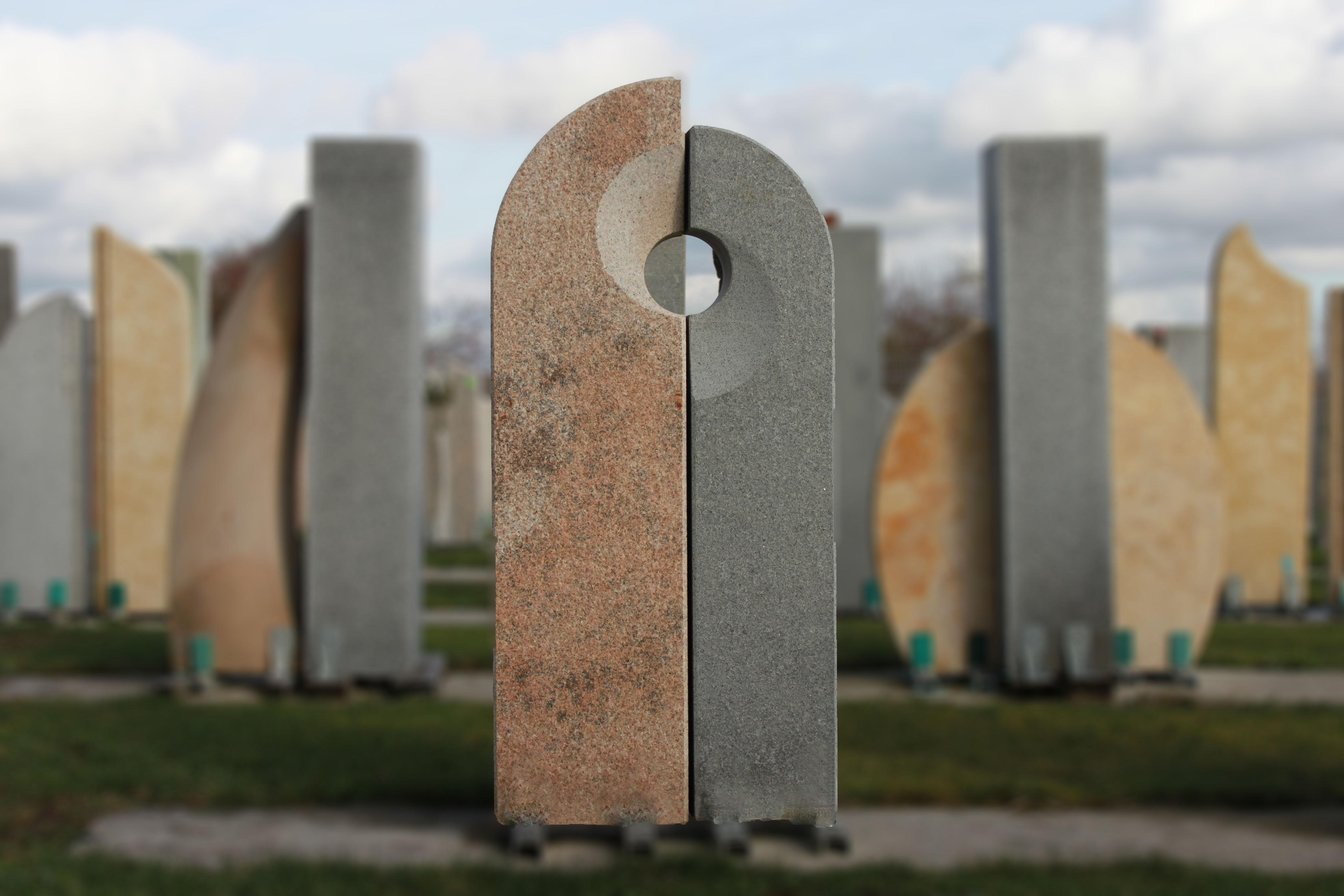 doppelgrabstein granit sandstein online kaufen billig grabsteine steinmetz feuchtwangen