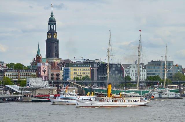 Hamburg Havenansicht