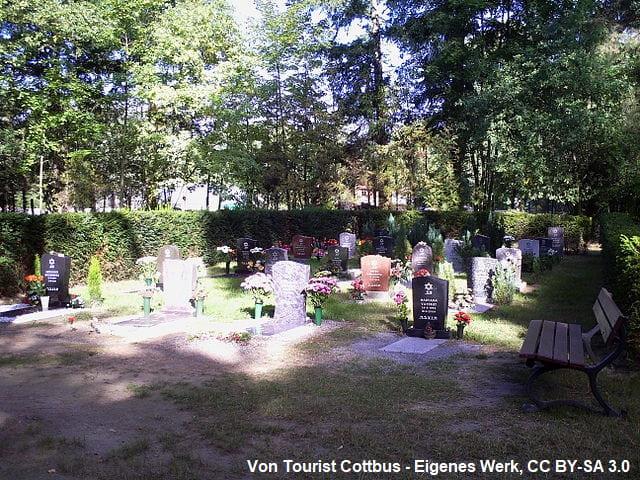 grabsteine jüdischer friedhof cottbus