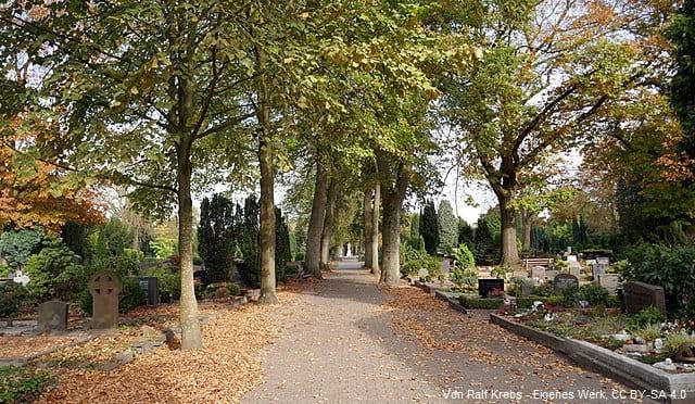 Grabstein in Oldenburg Katholischer Friedhof