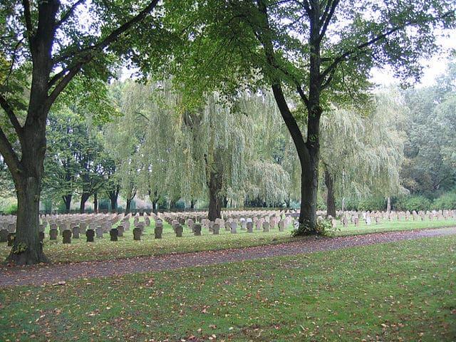 Grabstein in Dortmund Friedhof