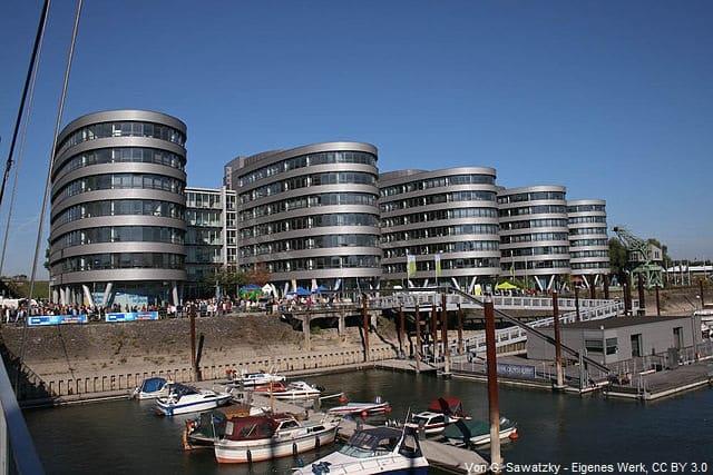 Duisburg Haven