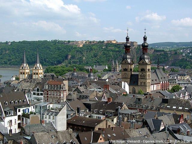 Grabsteine Koblenz Altstadt
