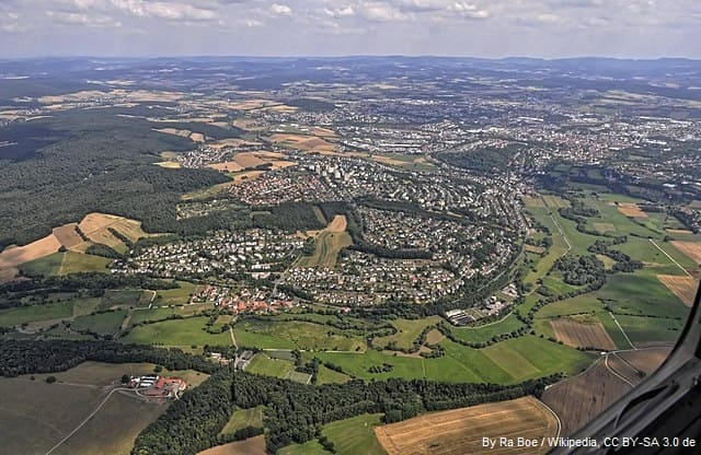 Messerschmidt in Fulda