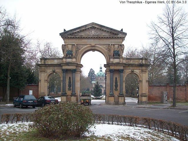 Grabstein Freiburg Friedhof