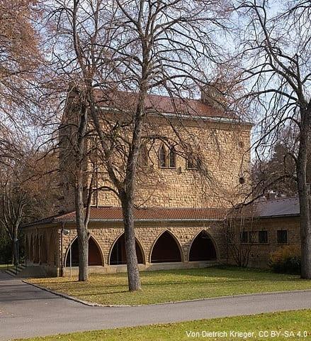 Grabsteine in Villingen Schwenningen Krematorium