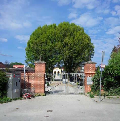 Friedhof-Freising-Friedhof Neustrift-Bayern