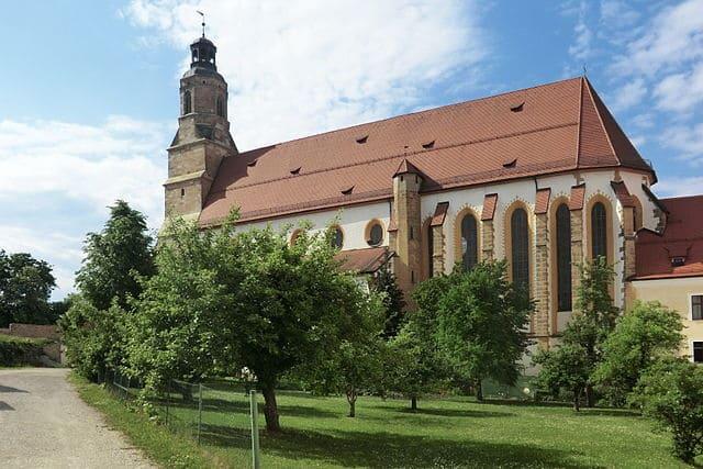 Amberg-St. Georg-Kirche-Grabmal