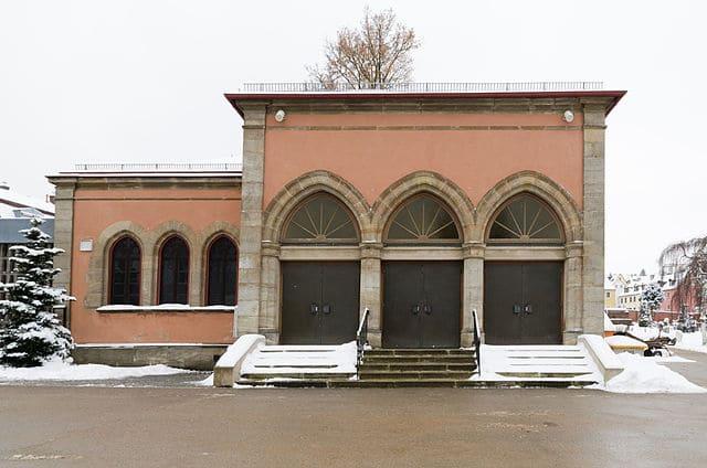 Ansbach-Leichenhalle-Heilig-Kreuz-Kirche-Friedhof