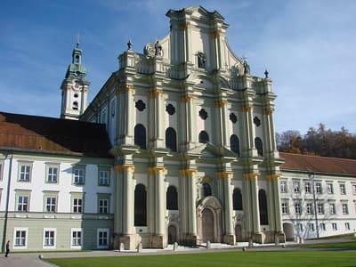 Fürstenfeldbruck-Friedhof-Klosterkirche