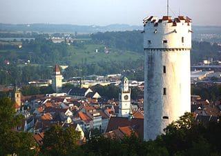 Grabmal in Ravensburg