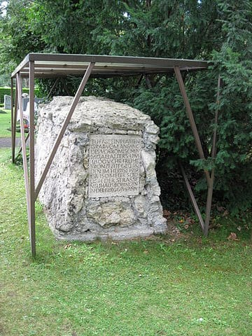 Bronzezeit-Grabstein-Königsbrunn-Steinmetz