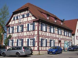 Grabmal in Filderstadt