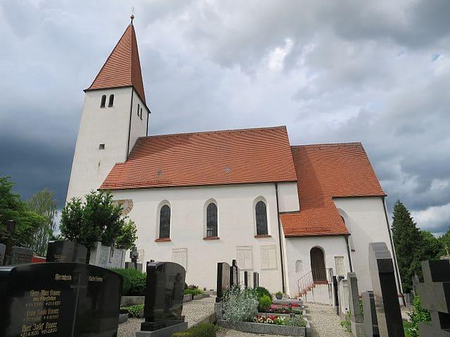 Pfaffenhofen-St.Andreas-Messerschmidt