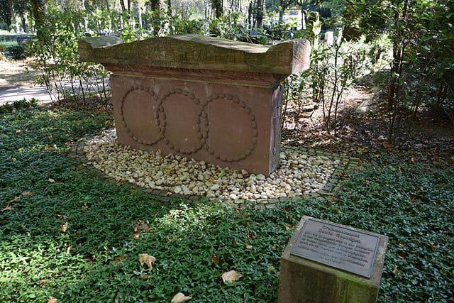 Grabstein Neuwied-Friedhof