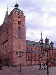 Neustadt-Stiftskirche-Weinstrasse