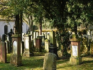 Friedhof-Jüdisch-Bad Kreuznach