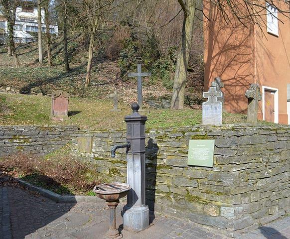 Alter Friedhof-Eppstein-Frankental
