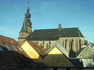 Steinmetz in St. Wendel