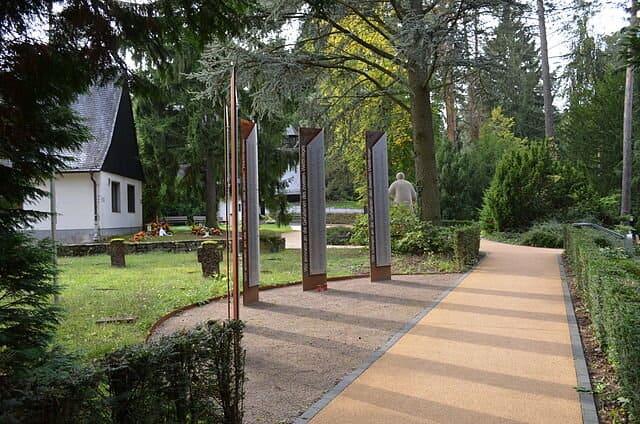 Hofheim Waldfriedhof