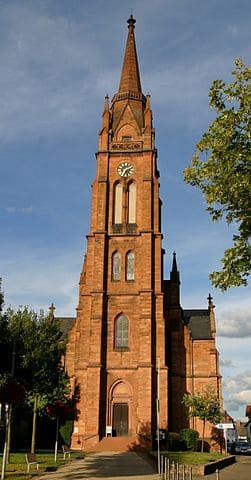 Kirche in Langen