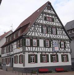 Steinmetz in Fellbach