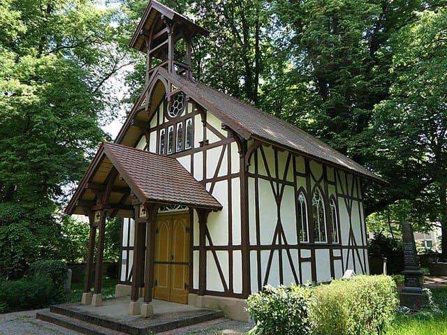 Friedhofskapelle-Schorndorf-Alter-Friedhof