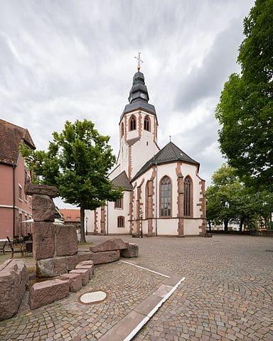 Martinskirche-Ettlingen