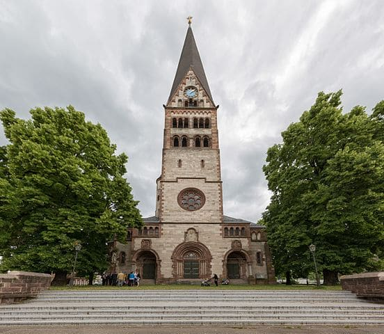Herz-Jesu-Kirche-Ettlingen