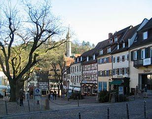 Grabmale in Weinheim
