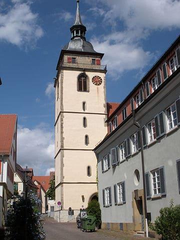 Grabstein in Bietigheim-Bissingen