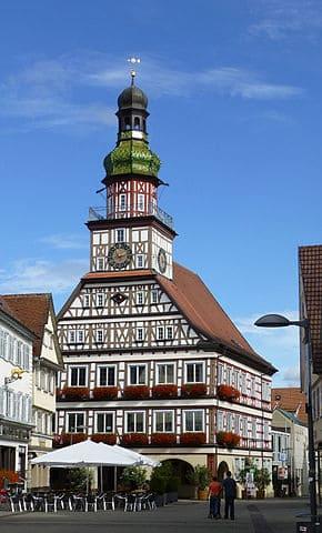 Grabmale in Kirchheim