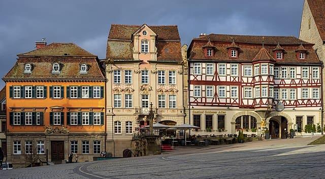 Grabmal in Schwäbisch Hall