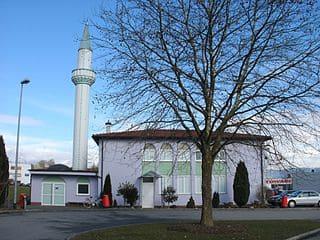 Moschee-Rheinfelden-Grabsteine
