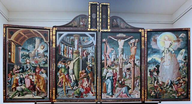 Herrenberg-Altar-Ratgeb