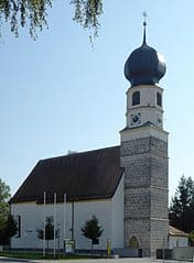Grabmale in Waldkraiburg