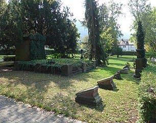 Geislingen-Gräber-Grabstein