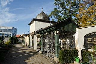 Friedhof-Kitzingen-Grabsteine