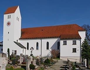 Kirche-Puchheim-Friedhof