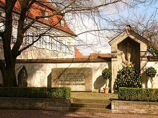 Kriegerdenkmal-Aichach-Friedhof