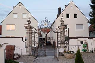Friedhof-Donauwörth-Grabsteine