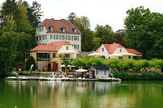 Grabmal in Bad Nauheim