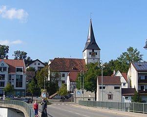 Mühlacker-Kirche-Lomersheim
